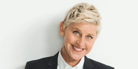 From Warner Bros The Ellen Degeneres Show on ITV2 Pictured: Ellen Degeneres. This photograph is (C) Warner Bros and can only be reproduced for editorial purposes directly in connection with the programme or event mentioned above, or ITV plc. Once made available by ITV plc Picture Desk, this photograph can be reproduced once only up until the transmission [TX] date and no reproduction fee will be charged. Any subsequent usage may incur a fee. This photograph must not be manipulated [excluding basic cropping] in a manner which alters the visual appearance of the person photographed deemed detrimental or inappropriate by ITV plc Picture Desk. This photograph must not be syndicated to any other company, publication or website, or permanently archived, without the express written permission of ITV Plc Picture Desk. Full Terms and conditions are available on the website www.itvpictures.com For further information please contact: james.hilder@itv.com / 0207 157 3052
