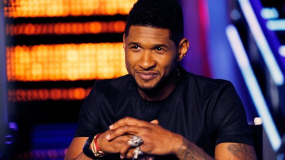 Music Usher: gave another dude Herpes - Page 2 - ChiefsPlanet Usher Afro The Voice